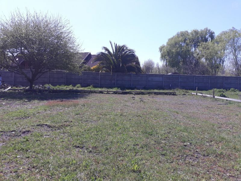 SE VENDE TERRENO 1.000 m2 LOS ANGELES